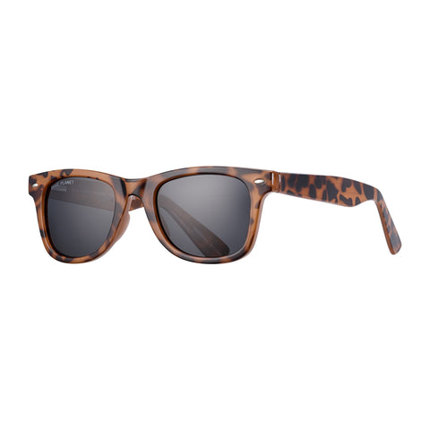 Blue Planet - Wallace - Walnut Tortoise/Smoke Polarized
