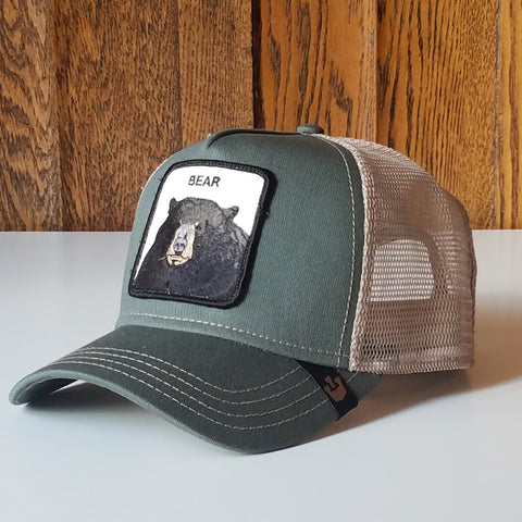 Goorin Bros. - Animal Farm Trucker Cap - Drew Bear