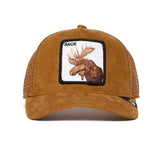 Goorin Bros. - Animal Farm Trucker Cap - Moose Head