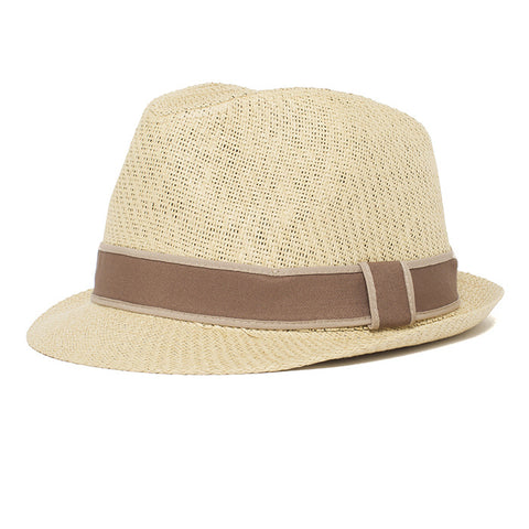 Goorin Bros. - Killian Paper Straw Fedora - Tan