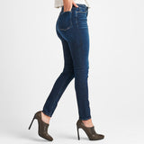 Hudson Jeans - Barbara High Waist Super Skinny Ankle