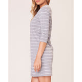 Jack - My Stripe Of Gal Striped Shift Dress
