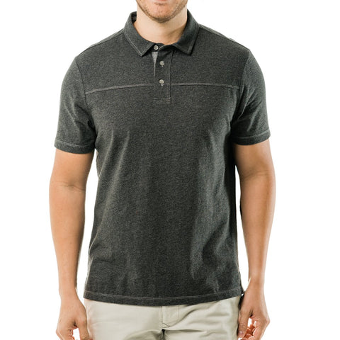 Jeremiah - Adler - Twist Yarn Polo
