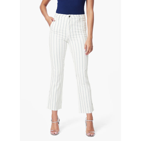 Joe's Jeans - Women's - Slim Kick Trouser Starboard Stripe