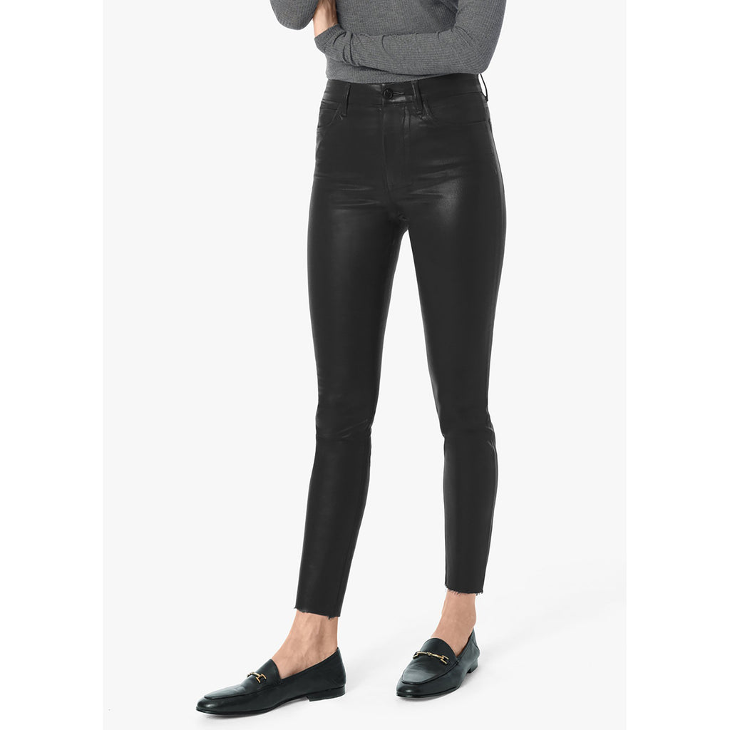 Joe's Jeans - Women's -  The Charlie Ankle - Coated Black