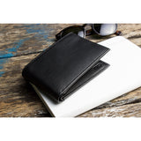 Kiko Leather - Traditional Bifold Wallet