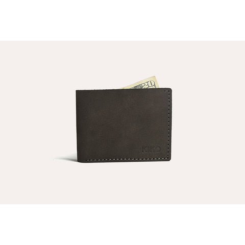 Kiko Leather - Window Bifold