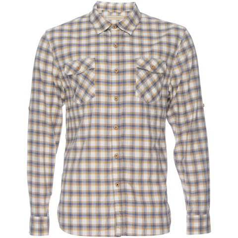 Nifty Genius - Truman Flap Pocket Plaid Shirt