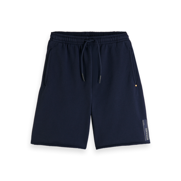 Scotch & Soda - Classic Organic Cotton Felpa Shorts - Night
