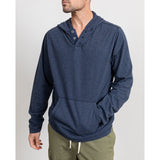 Rails - Weston - Navy Blue Stripe Pullover Hoodie