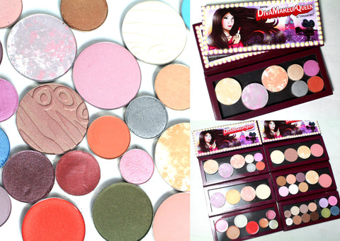 Bundle: 2 DMQ Palettes + FREE 10-piece Mystery Collection