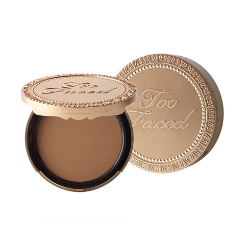 TOO FACED CHOCOLATE SOLEIL MATTE BRONZER (MEDIUM/DEEP MATTE BRONZER)