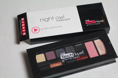 Real Techniques Night Owl Makeup Kit