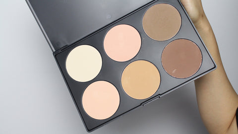 Morhpe Contour Palette (Gently used)