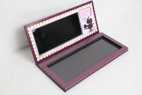 Empty Magnetic Palette Case like Zpalette