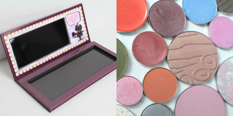 DMQ Magnetic Palette Case & Mystery Collection Bundle
