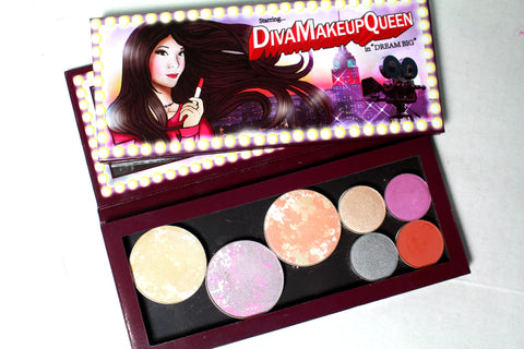 DMQ Highlighter & Shadows Palette