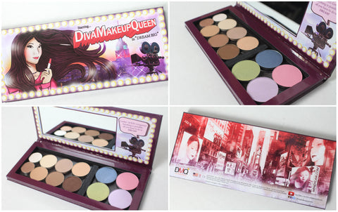 DMQ Dream Big Palette + Spring Palette Bundle