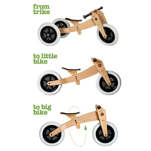 Wishbone Balance Bike -3n1 Original