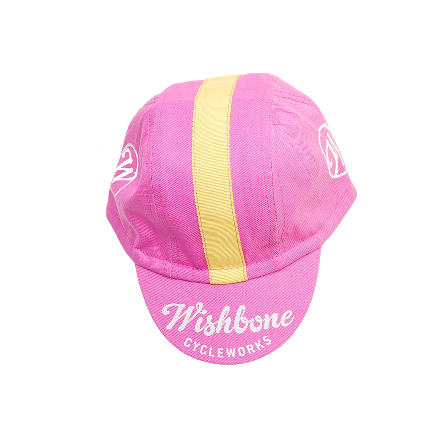 Wishbone Cycle Casquette Hat - Pink