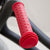 Wishbone Handlebar Grips -Red