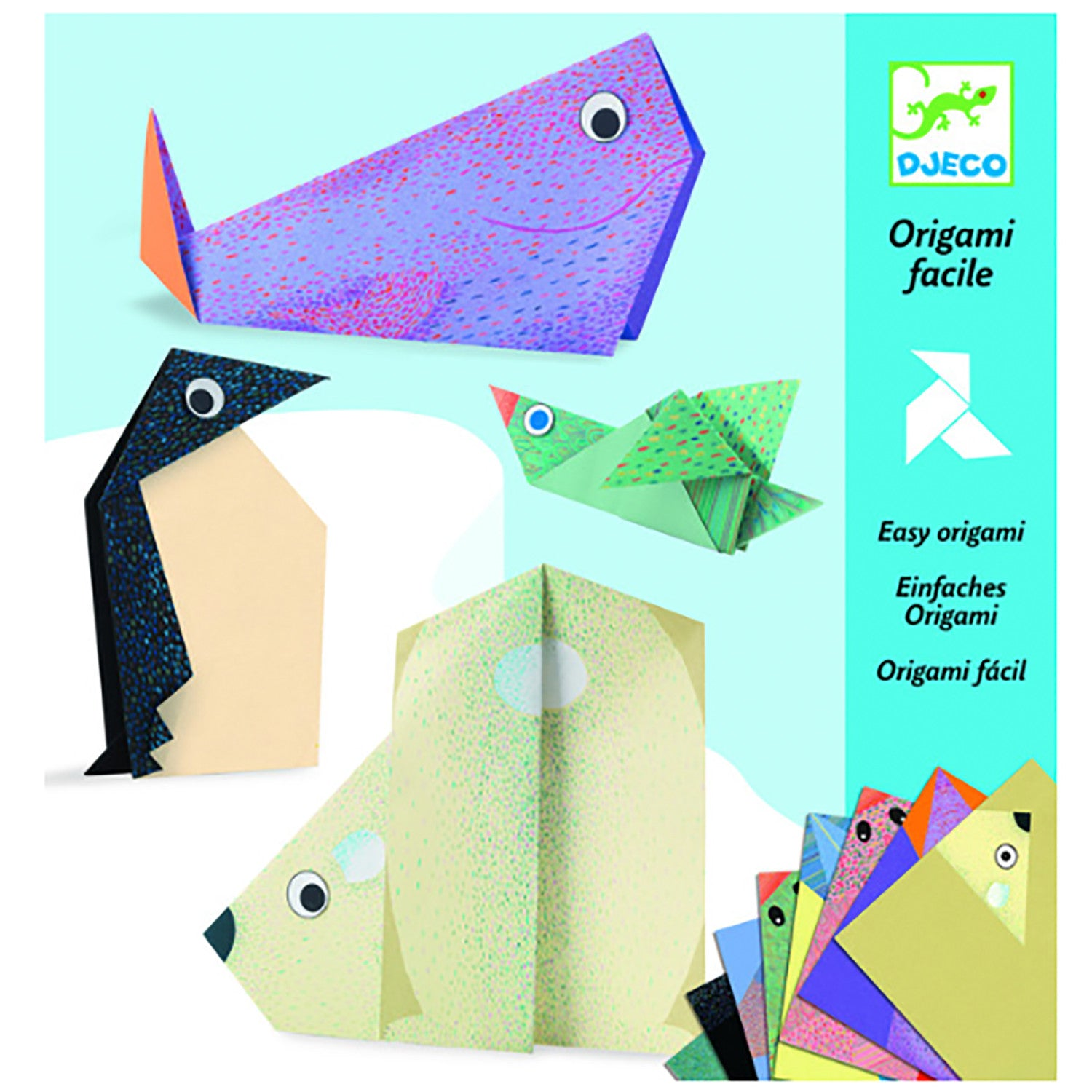 Djeco Origami - Polar Animals
