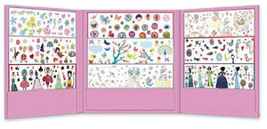 Djeco Stickers - 1000's for Girls