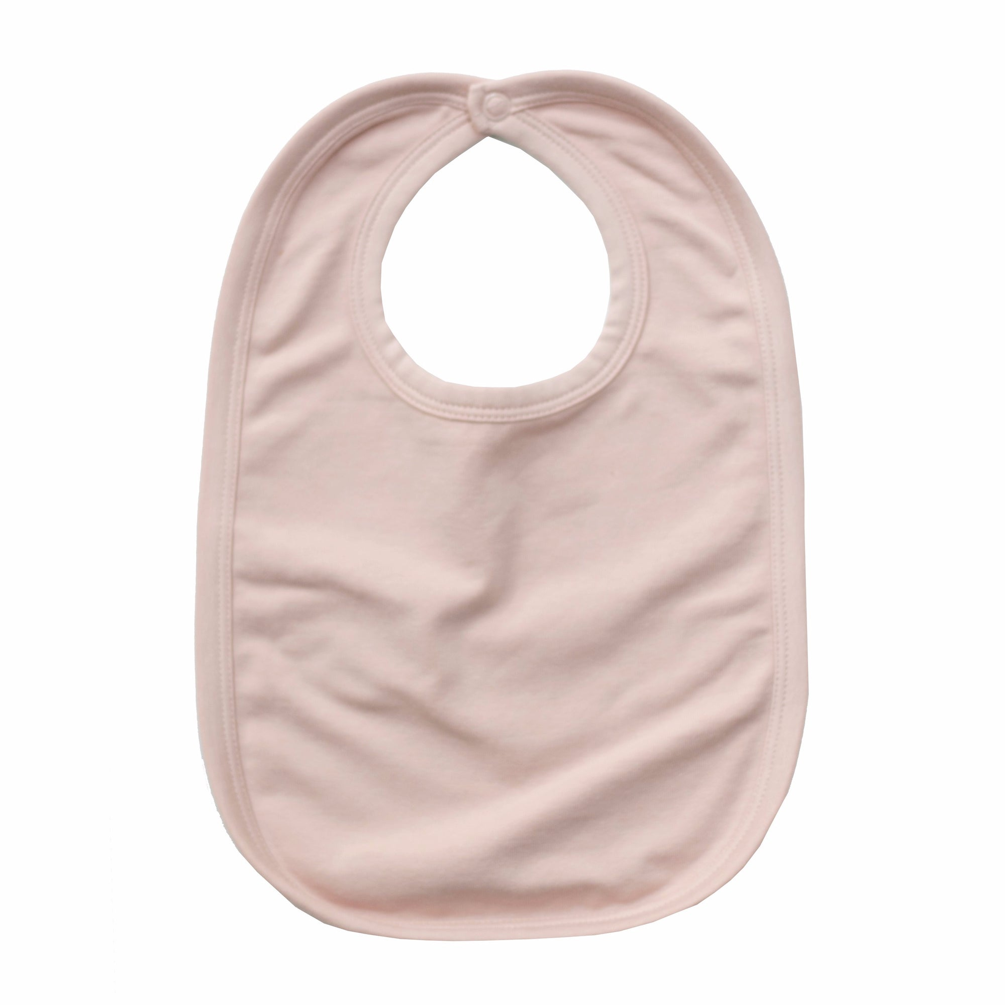 Burrow & Be Essential Bib -Dusty Rose