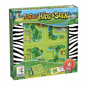Hide & Seek Safari Game