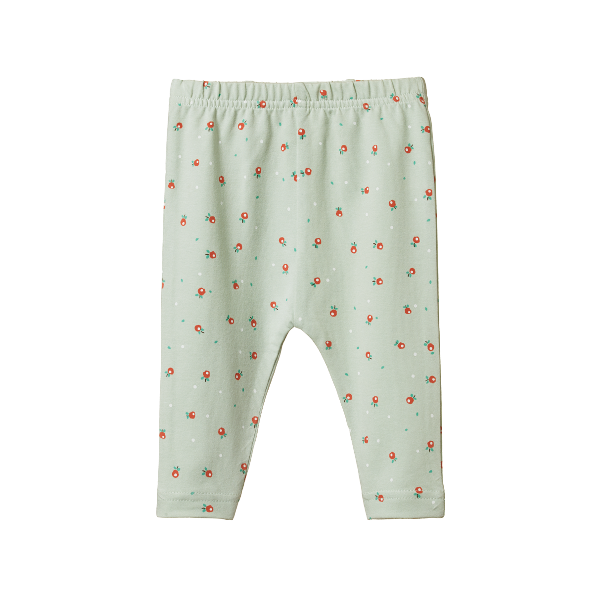 Nature Baby Leggings Posey Blossom Print