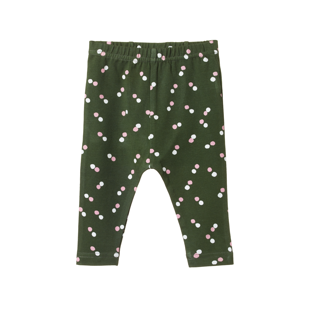 Nature Baby Leggings Snow Drop Print
