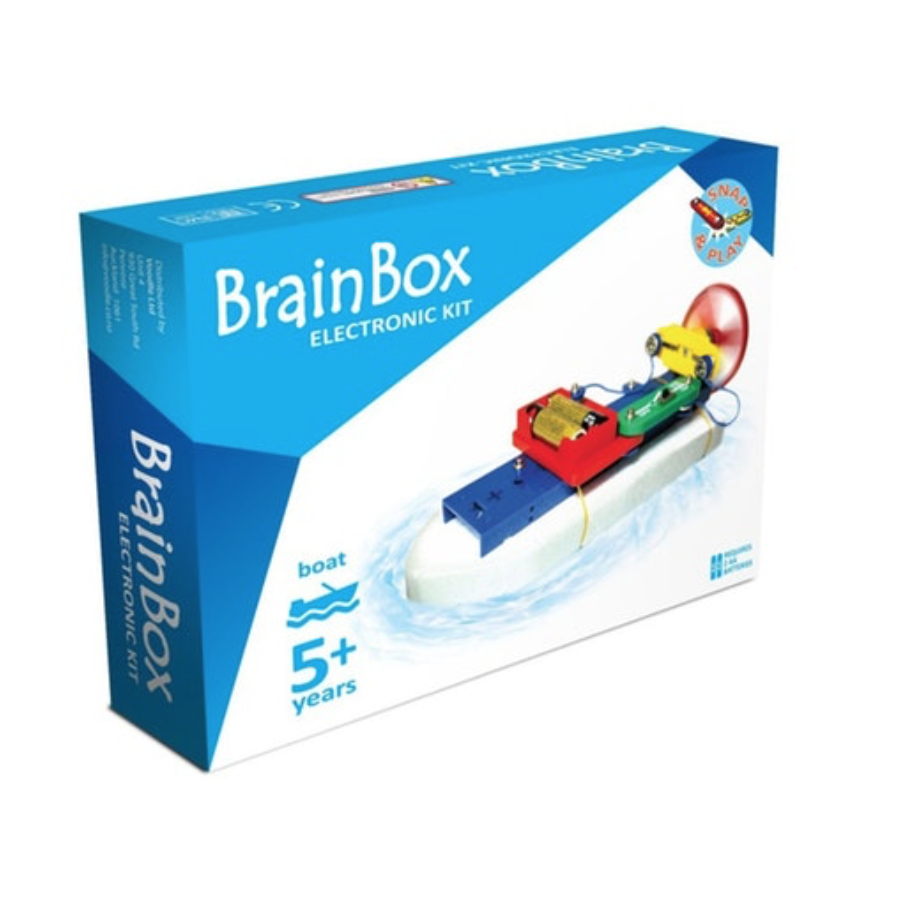 Brain Box Electronic Boat Kit