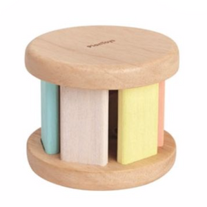 Plan Toys Pastel coloured Roller