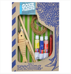 Seedling Gone Fishing Kit