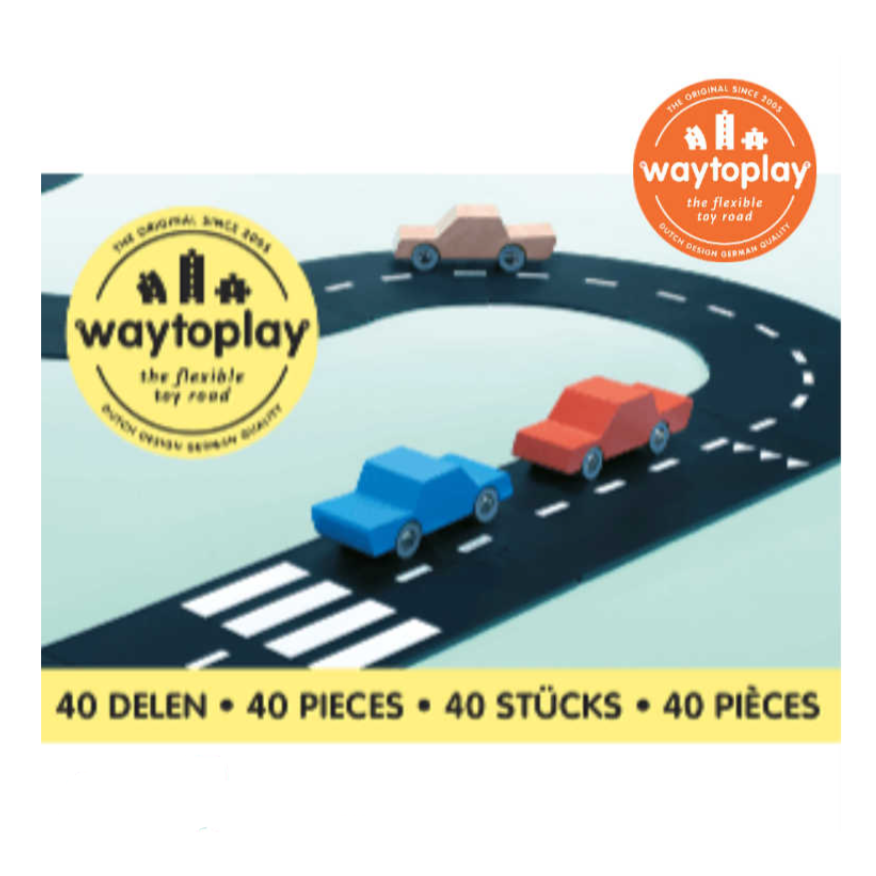 WayToPlay King of the Road 40 piece set