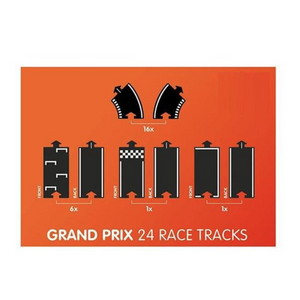 WayToPlay Grand Prix 24 piece set