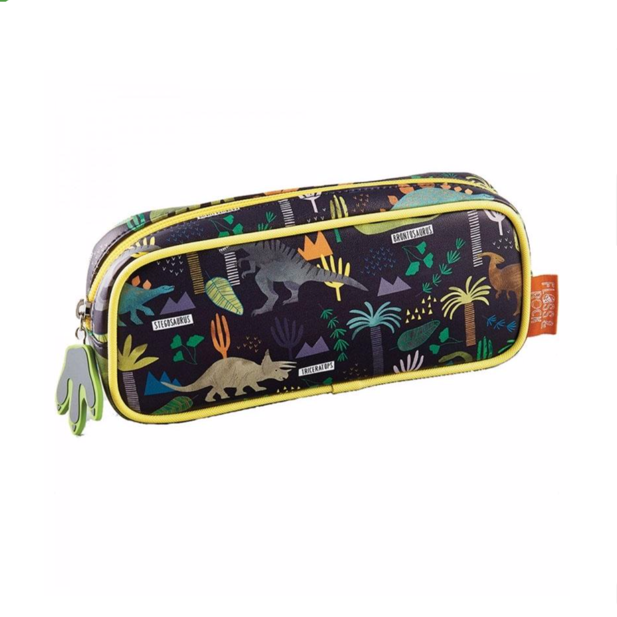 Floss and Rock Dinosaur Pencil Case