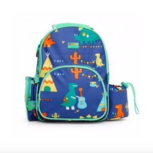 Penny Scallan Medium Backpack -Dino Rock