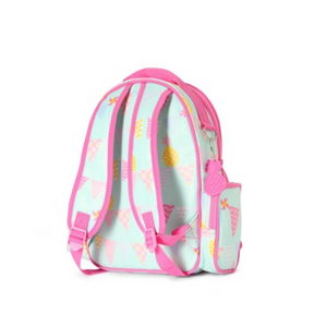 Penny Scallan Medium Backpack -Pineapple Bunting
