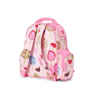 Penny Scallan Medium Backpack -Chirpy Bird
