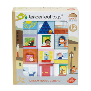 Tender Leaf Dream House Blocks