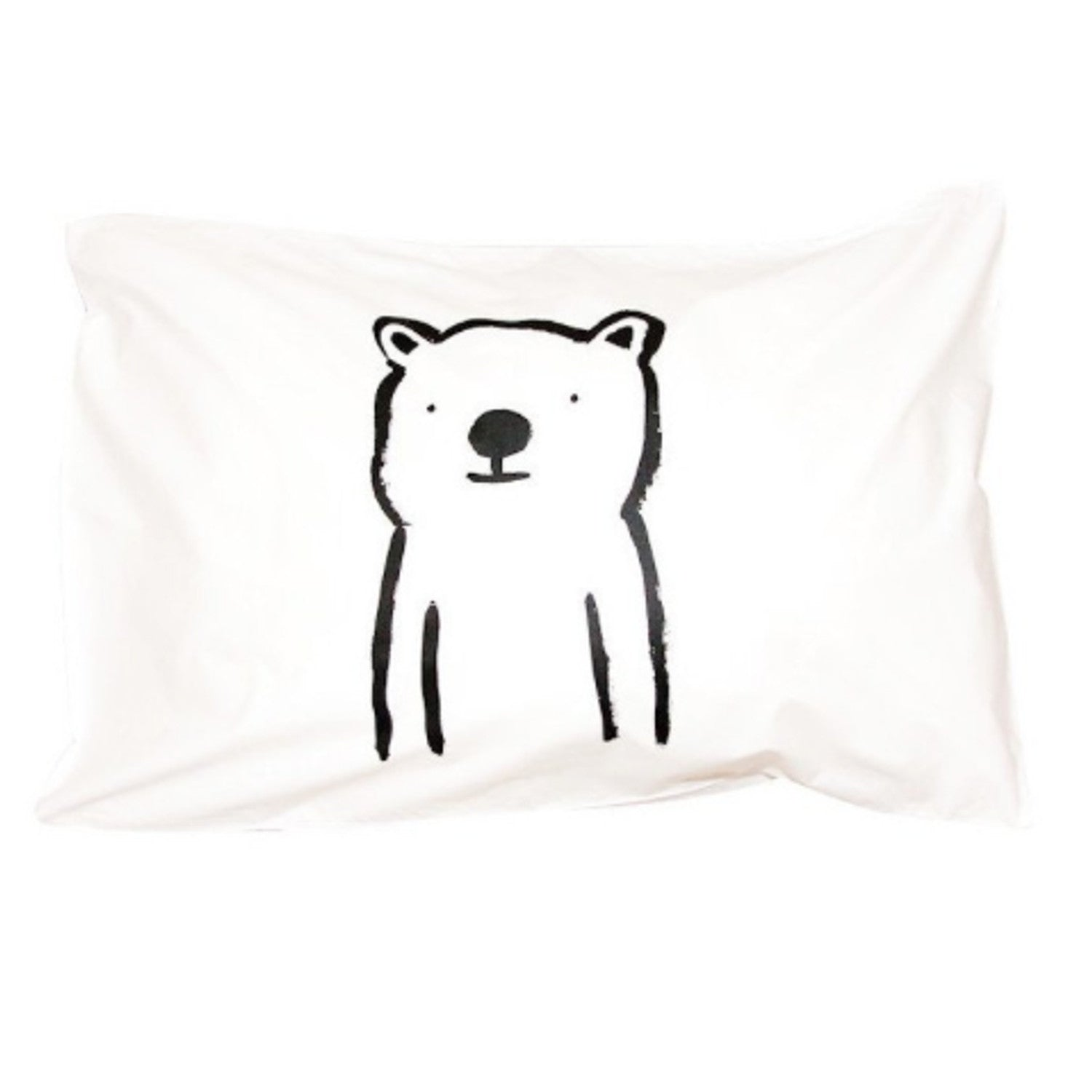 Henry and Co Pillowcase - Bear