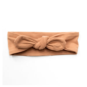 Burrow & Be -Essential Headband -Tawny Brown