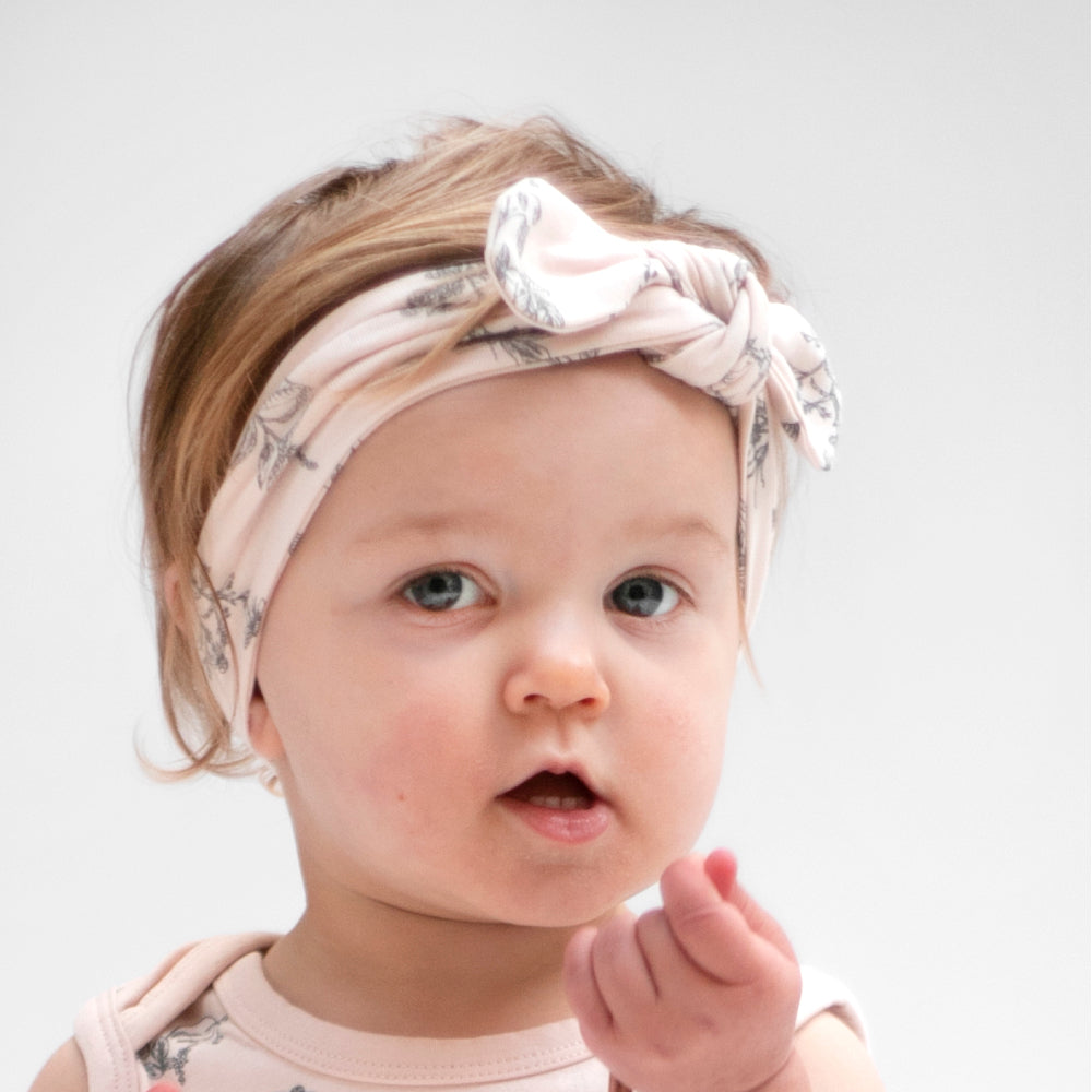 Burrow & Be -Essential Headband -Blush Meadow