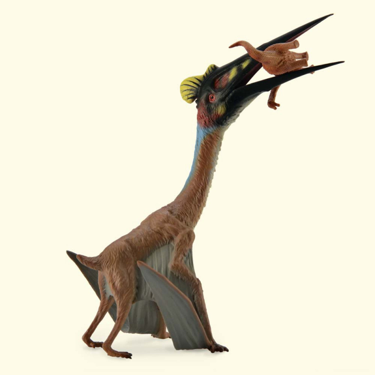 CollectA Quetzalcoatlus with Prey