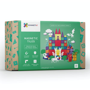 Connetix Tiles 100 Piece Creative Pack