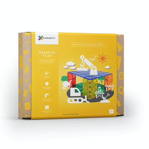 Connetix Tiles 2pc Base Plate Pack