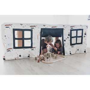 Cubby Time Fabric Playhouse