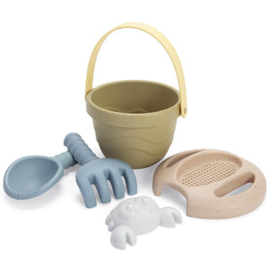 Dantoy BIOplastic Tiny Bucket Set