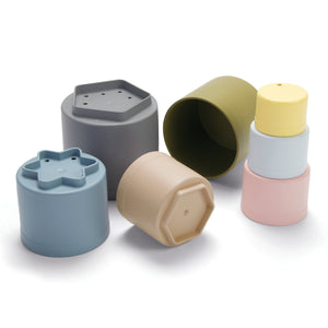 Dantoy BIOplastic Tiny Play Cups